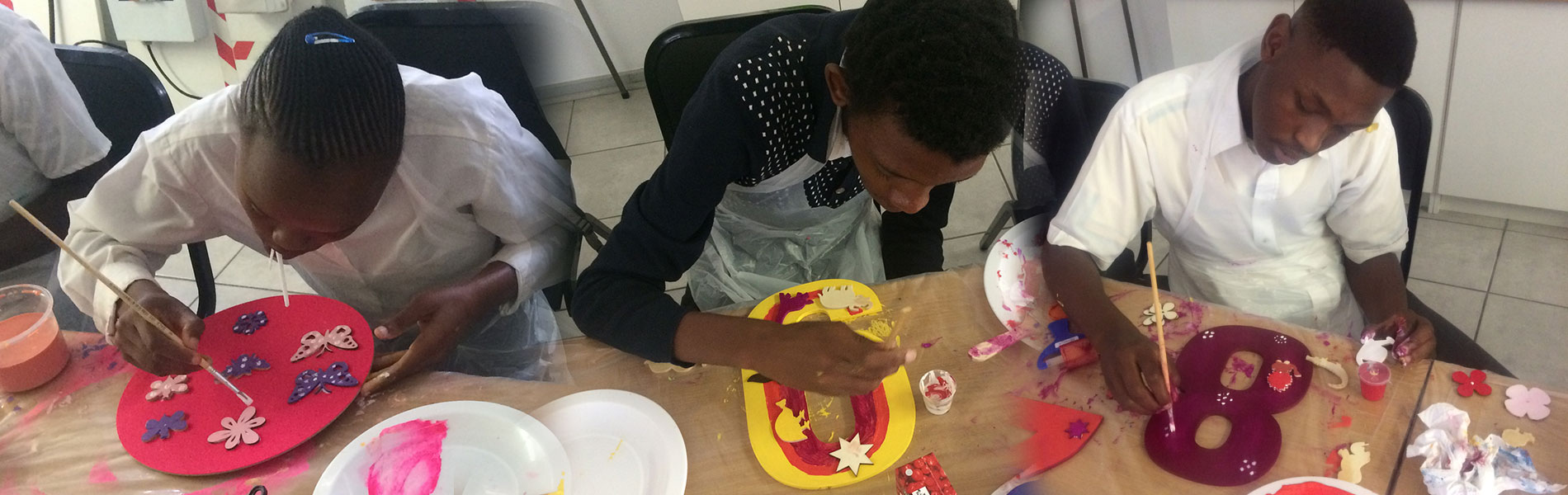 Activities includes Creative Expression